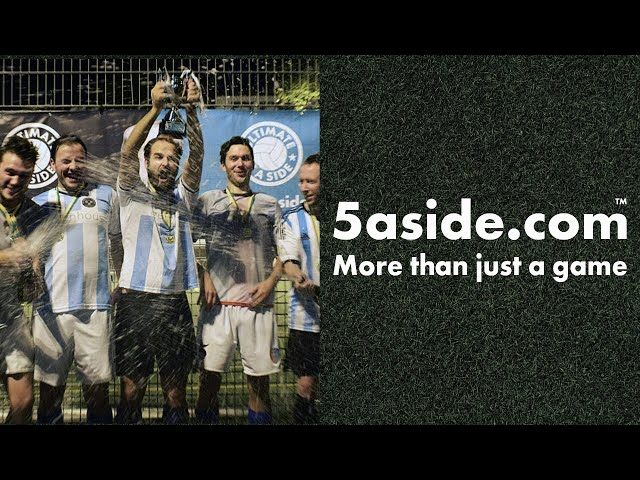 5aside.com - Ultimate 5 A Side Football Leagues