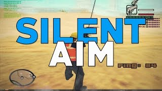 [CLEO] Silent Aim v6.0 by 0pc0d3r ● Belciuu