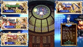 [FFRK] Zell Maverick FFVIII Event Rare Relic Draw | Final Fantasy Record Keeper
