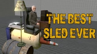 The Best Sled Ever! (garry's Mod: Sled Build)