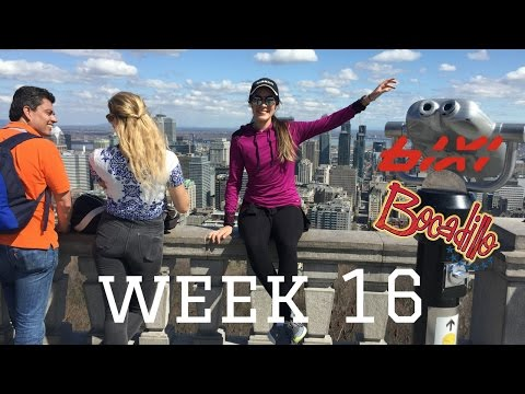 Vlog 12: DONE WITH FINALS! Bixi rides and Montreal hikes