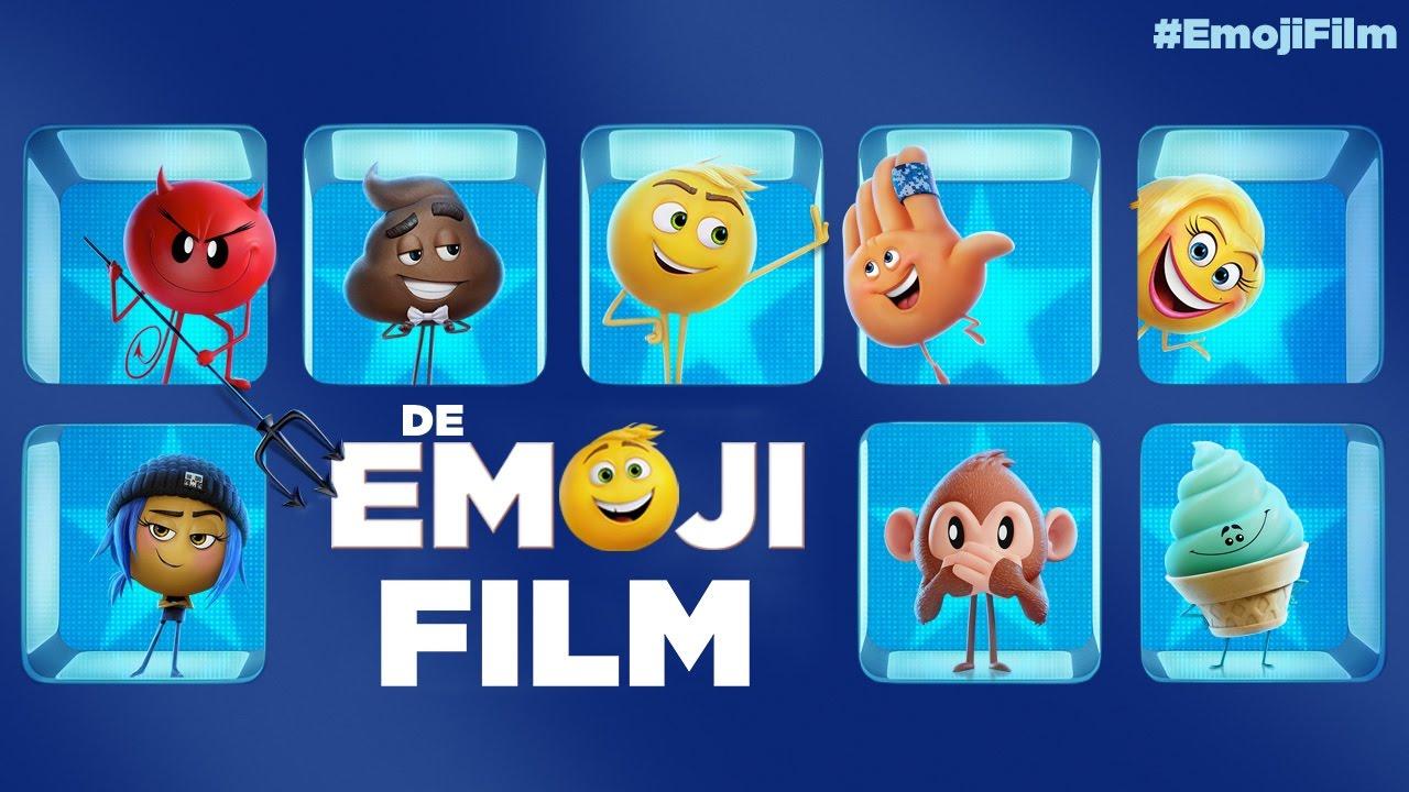 De Emoji Film   trailer 1 - originele versie