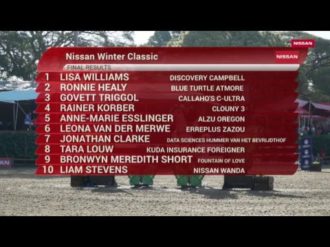 Nissan Winter Classic 2017 - FEI World Cup Qualifier