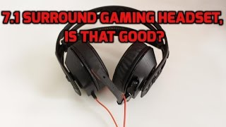 Platronics RIG 515HD Lava Gaming Headset Review