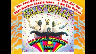 Magical Mystery Tour - Full album - Cover