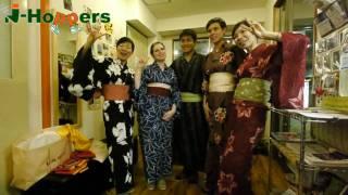 Tanabata Party @ J-Hoppers Osaka Hostel 七夕DE国際交流!