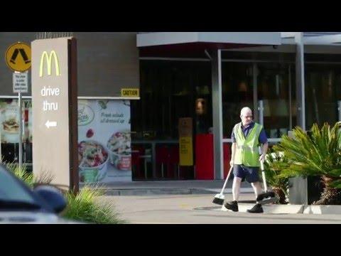 Job Centre Australia and McDonald's