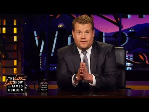 James Corden on Brexit: Vote to Stay in the EU