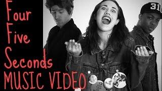 FourFiveSeconds Music Video (feat: Miranda, Todrick & Joshua)