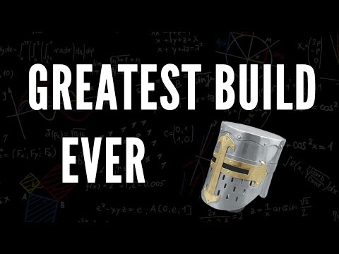Creating the Greatest Build Ever