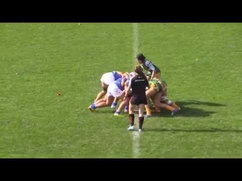 Games 1 & 2 of Super Series try highlights Samoa vs Cook Islands