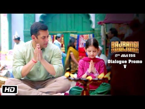 Shehro Ke Naam Lete Hain | Bajrangi Bhaijaan | Dialogue Promo 5 | Salman Khan, Kareena Kapoor