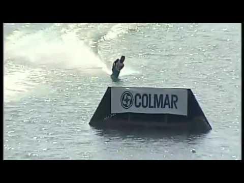 2013 World Disabled Water Ski Jump Champion