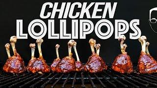 THE BEST CHICKEN LOLLIPOPS | SAM THE COOKING GUY 4K