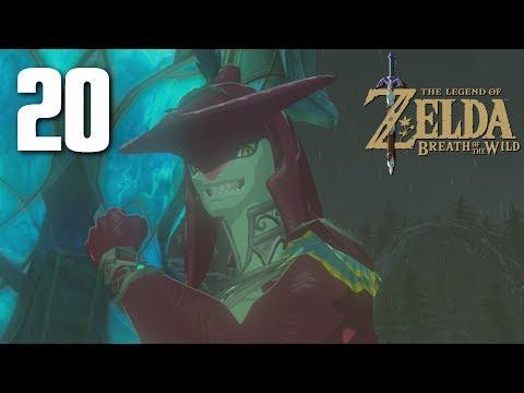 Zelda: Breath of the Wild [20] Prince Sidon