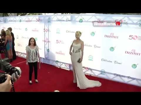 Jenna Elfman arrives at 4th Annual Celebration Of Dance Gala Presented By The Dizzy Feet Foundation