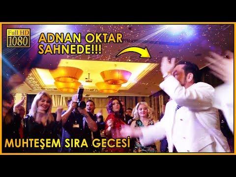Flash! Adnan Oktar Sıra Gecesinde Hayranlarıyla Dans Etti, Latif Doğan ile Türkü Söyledi