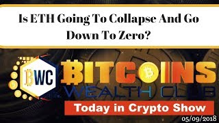 Is Ehethereum Going To Collapse And Go Down To Zero?