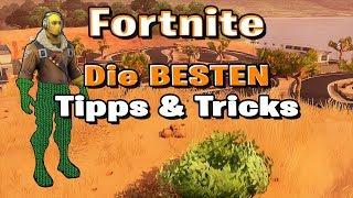 Fortnite - Die besten Tipps und Tricks