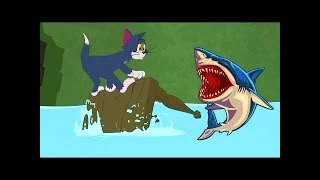 Tom y Jerry En Español - Monster Piranha 😜 Dibujos animados para niños
