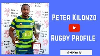 Peter Kilonzo Rugby Profile ★ 2018