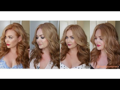 Which Ghd Curve Curling Iron Is Best For Your Hair | Demo + Suggestions + Review