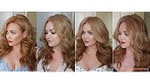 How To  Hollywood Waves with the GHD Curve Classic Wave Wand - YouTube 50fbe9f4bd7