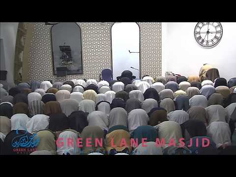 Fajr Prayer: Abdullahi Hussain