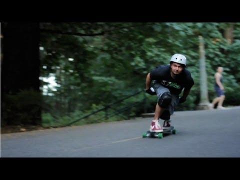 Discover Community Education: Longboarding
