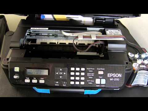 ciss continuous ink system for epson wf 2510 yourepeat. Black Bedroom Furniture Sets. Home Design Ideas
