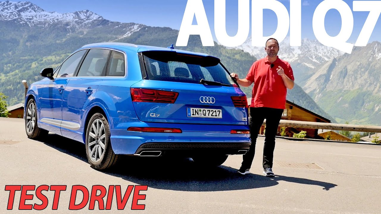 Audi Q Review YouTube - Audi q7 reviews