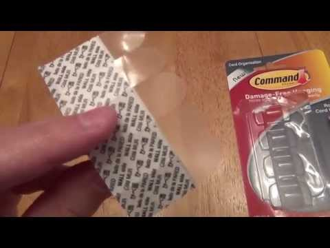 3M Command Cord Clips 17017CLR Review
