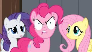 Pinkie Pie feels it slipping