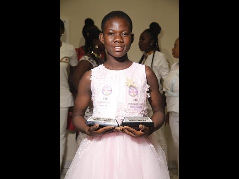Congratulations Odehyieba Priscilla, Most promising artist and Teenage singer of the year