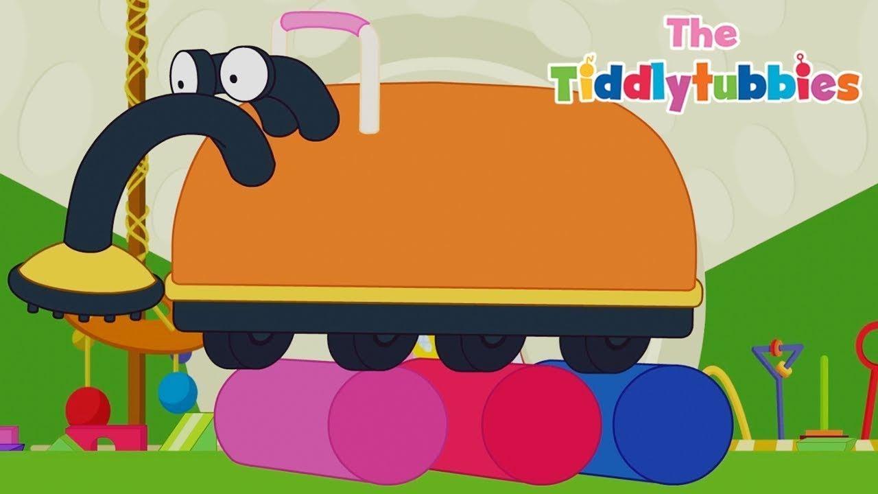 Serious 2D Tiddlytubbies! ★ Episode 5: Komiker, fettleibig, ★ Anak, Teletubbies ★ Comic-Buch