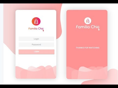 Create Beautiful Login Screen| IONIC 3 Tutorial|Android Apps|IOS Apps|Login Screen|IONIC 3 Apps|
