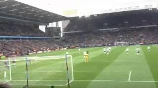 Video Gol Pertandingan Aston Villa vs Everton