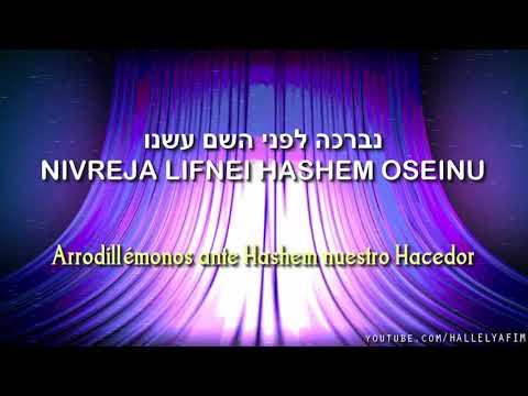 Leju Neranina | לכו נרננה - ¡Venid, cantemos a Hashem! | Salmo 95 | Canta: Yehuda! - יהודה