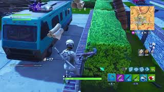 New Whiteout Skin - Fortnite Battle Royale Gameplay - humzzz187,mls-fullpull Duos