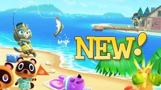 NEW Animal Crossing New Horizons Reveals (Characters + Items!)