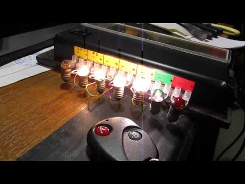 Блок управления для светофора