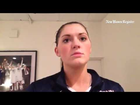 Stefanie Dolson and UConn gets some time off after busy stretch
