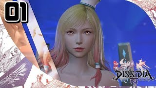 Dissidia Final Fantasy NT - Episode 1『New Cycle』