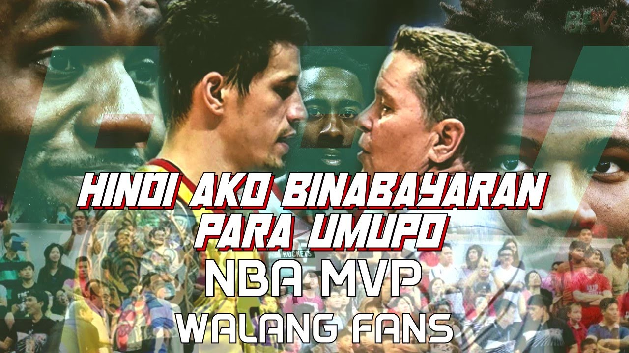 PBA UPDATES | NBA MVP FINALISTS | HINDI AKO BINABAYARAN PARA UMUPO | MARC PINGRIS | NBA AWARDS