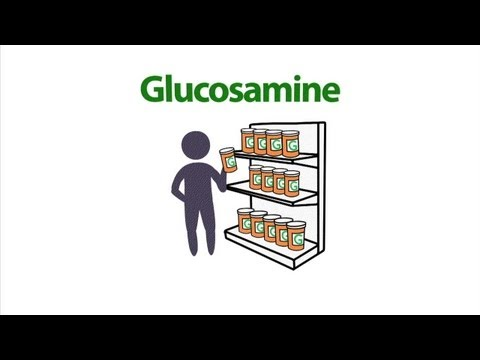 Does Glucosamine Sulfate Relieve Knee Pain?