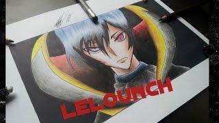 Speed Drawing De Lelouch /Code Geas / Danny Drawing