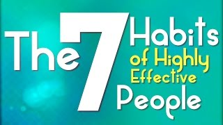 STEPHEN R. COVEY.The 7 Habits Of Highly Effective People‎.