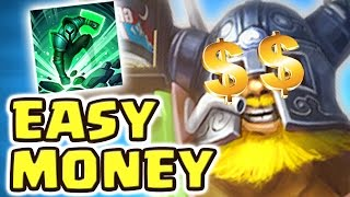 MAKING MY VIEWERS MONEY | RUN THEM ALL DOWN | TWITCH PLAYS OLAF (OLAF JUNGLE) - Nightblue3