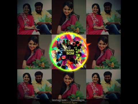 Vetrivel Movie Bgm|Adiye unna Paarthida Bgm|Sasikumar|Miya George|D|
