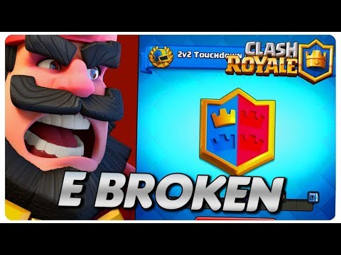Noul event e BROKEN | Clash Royale Romania